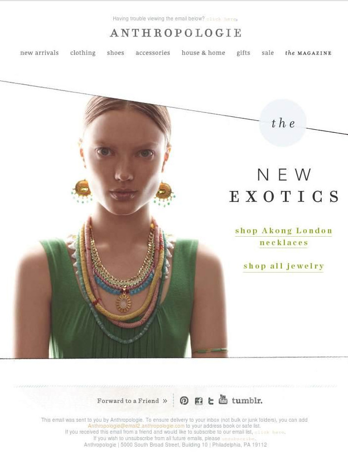 anthropologie_email_marketing_design_reading_directions_call_to_action