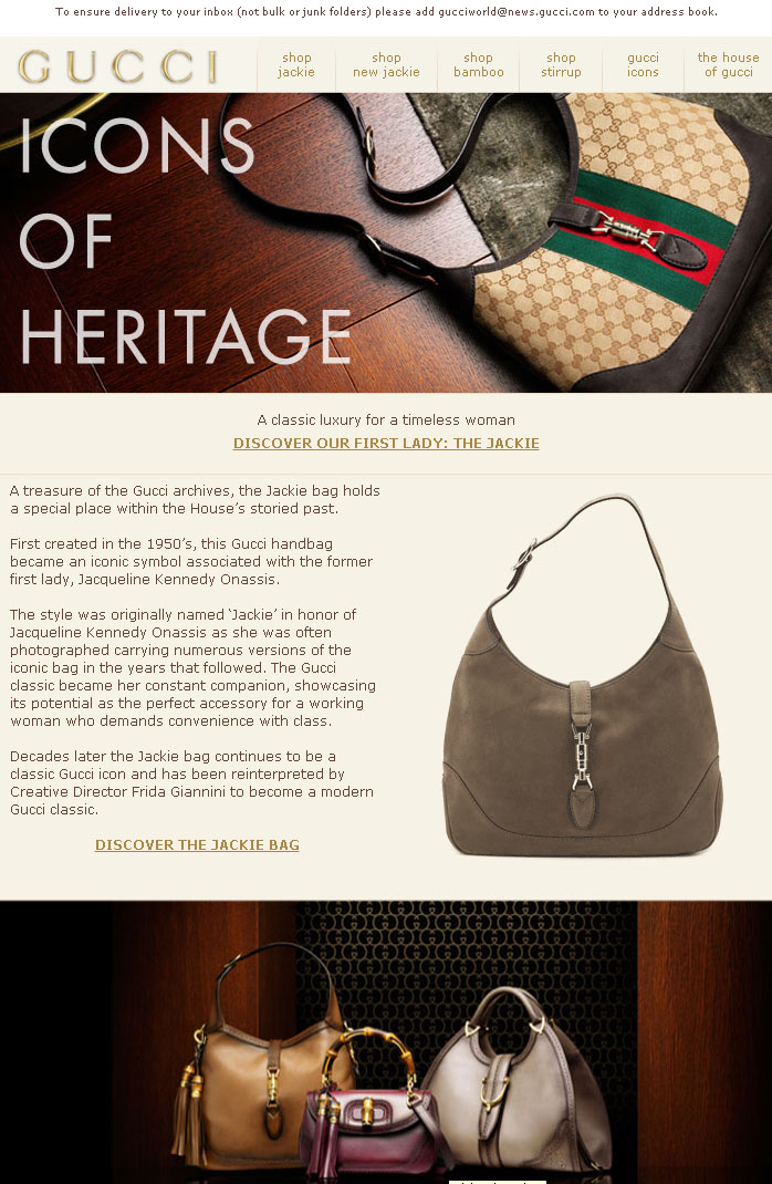 email_marketing_design_week_gucci_bags_jackie_icons_of_heritage