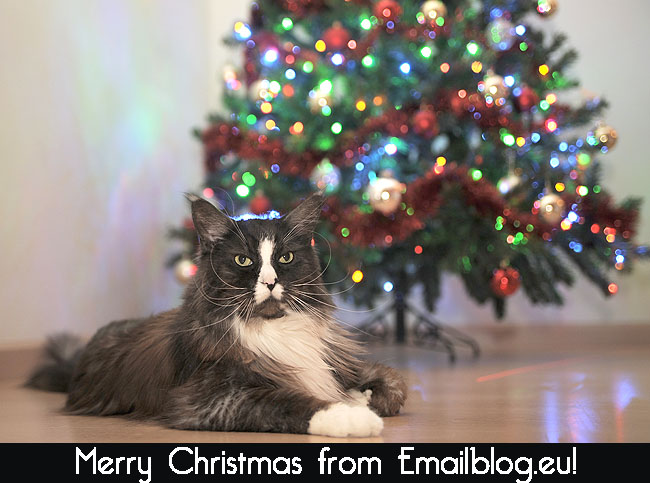 Merry Christmas and Happy 2013 from Emailblog.eu!