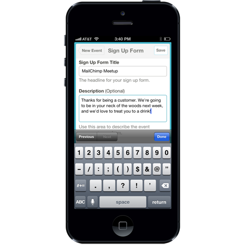 mailchimp-gather-event-signup-form
