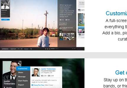 New MySpace: welcome email design reviewed