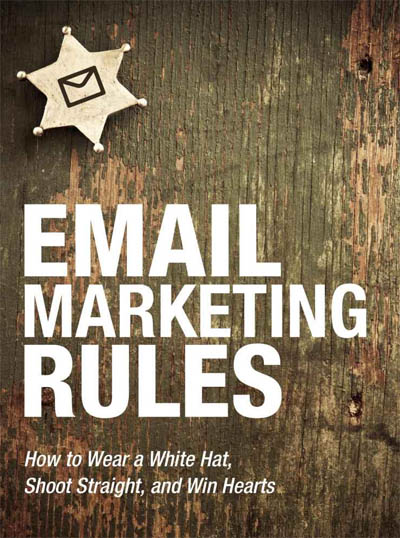 Email Marketing Rules book launched by Chad White (formerly of The Retail Email Blog)