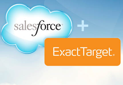 Salesforce acquires ExactTarget for $2.5 billion