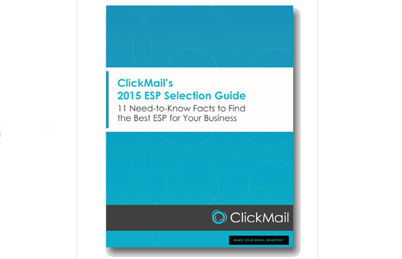 esp-buyer's-guide-clickmail-2015-esp-selection-guide-email-marketing