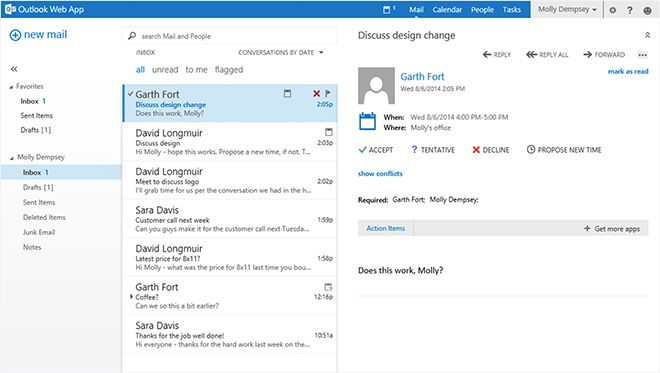 Microsoft Outlook.com to be replaced by Office 365