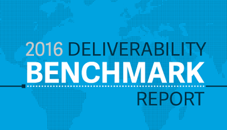 Return Path 2016 Deliverability Benchmark Report: Inbox placement rates down